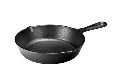 [130430-BB] Lodge Cast Iron Skillet 8 Inch